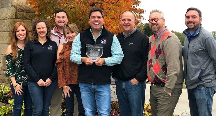 McCaleb Homes Wins Pella Best of Show Award