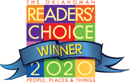 Readers' Choice Winner 2020 Logo