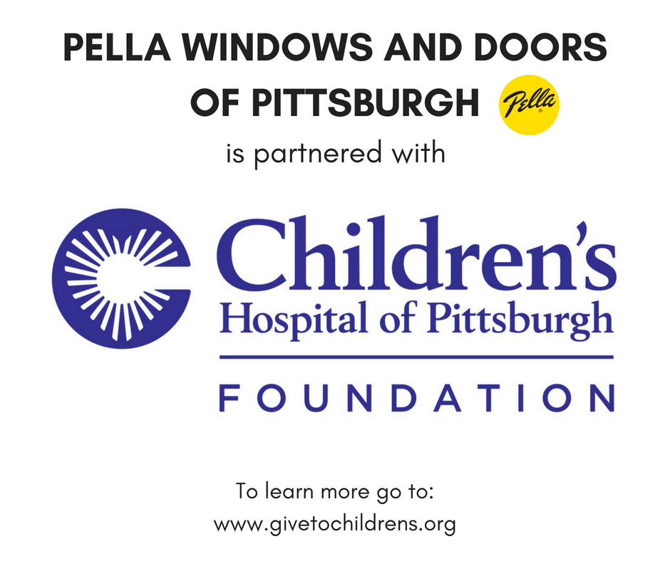 Pella and The Children's Hospital of Pittsburgh