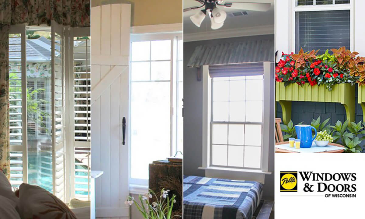 5 DIY Window & Door Remodeling Projects for Fans of Rustic Decor