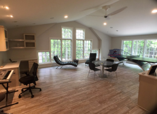 Recreational Family Room