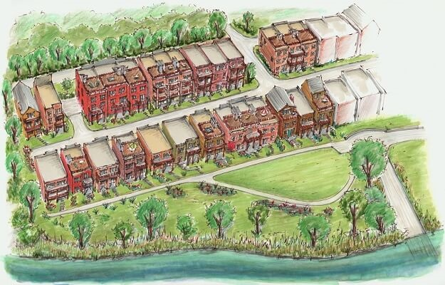 Pella Cincinnati is Window Sponsor for New Development