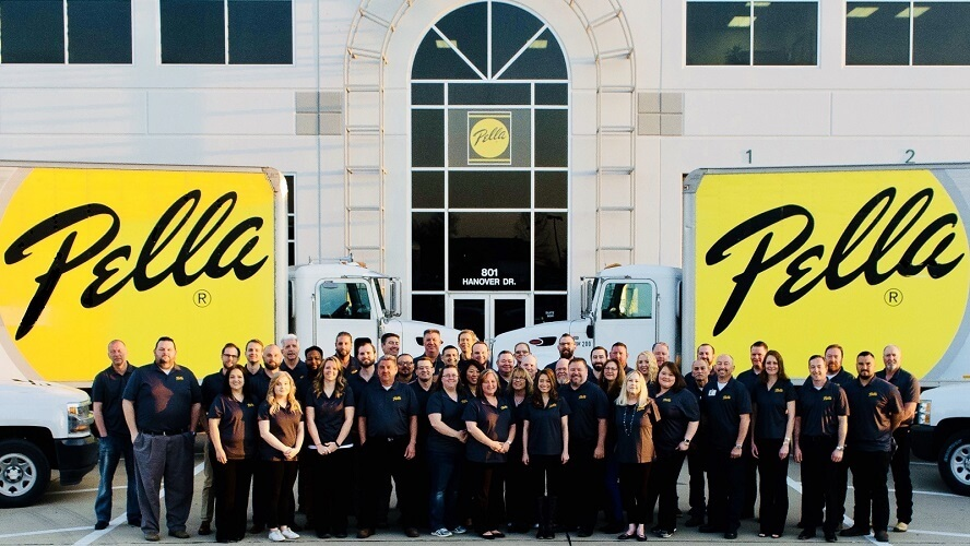 Great Products & Team Will Bolster The Ambitious Goals of Pella Dallas