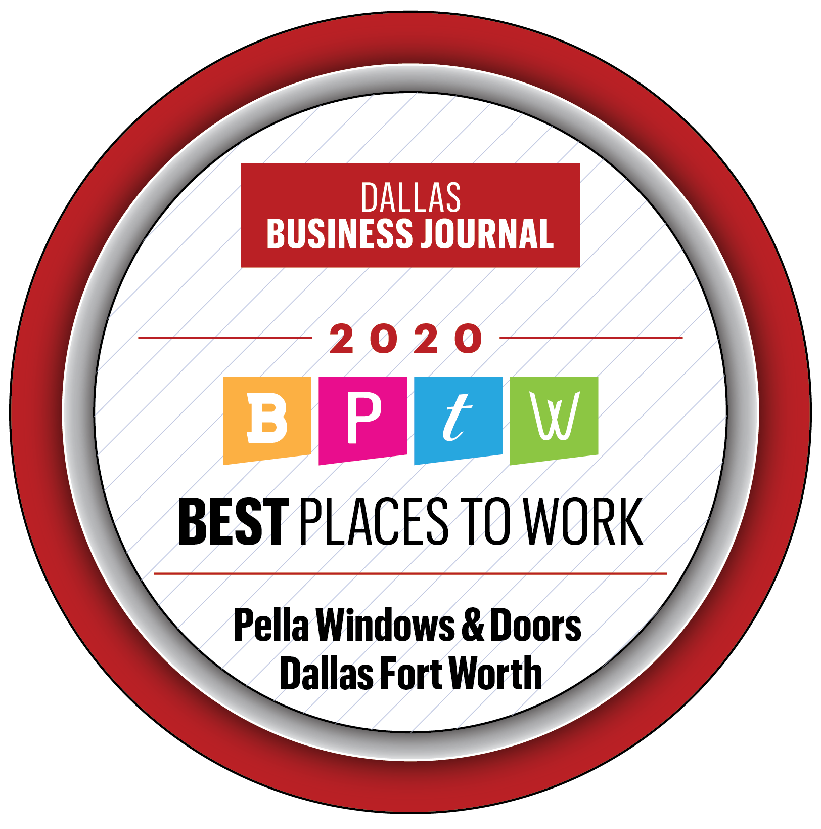 Dallas Business Journal 2020 Best Places To Work
