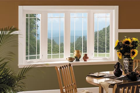 A Room with a View: How Bay and Bow Windows expand your horizon … literally