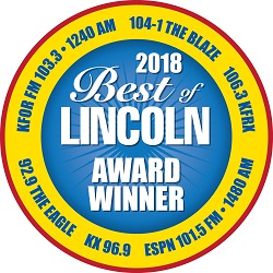 Best of Lincoln award to Pella