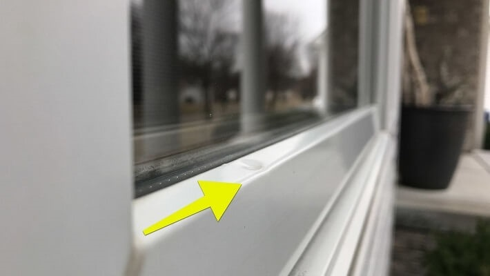 Insurance and Hail Damage to Windows & Doors