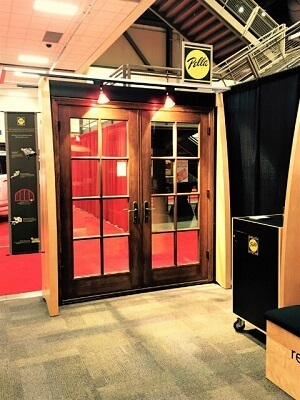 Designer Series sliding French door- Seattle Home Show