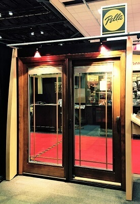 Architect Series French door- Seattle Home Show