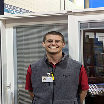 New Employee Spotlight: Henry Silver