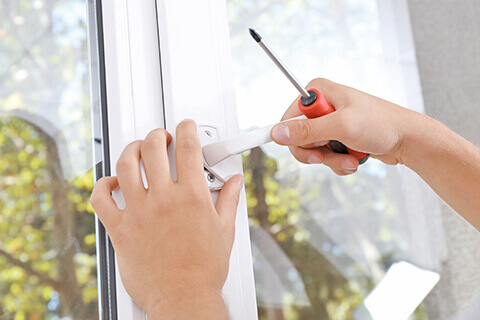 Make sure your windows are locked for winter