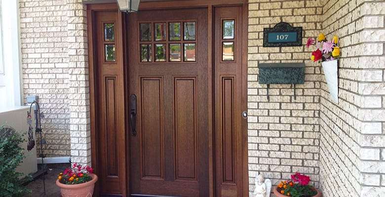 5 Beautiful Front Entry Doors