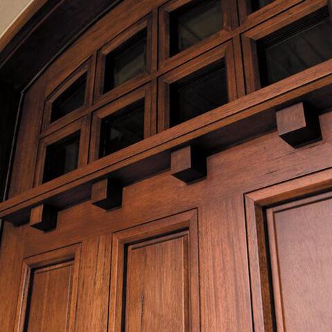 ... Closeup of wood door & Compare Door Materials | Pella Branch Blog Pezcame.Com