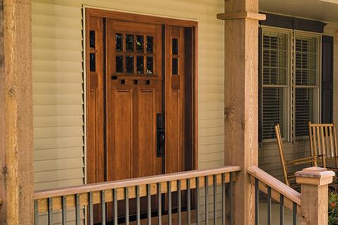 Wood Entry Doors & Compare Door Materials | Pella Branch Blog