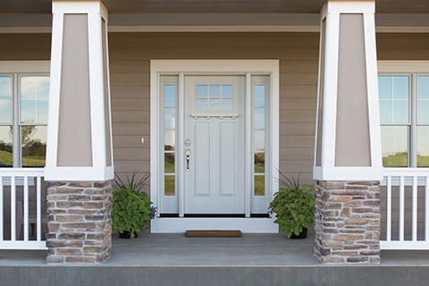 Amount of glass impacts the price of a door & Getting a Handle on Entry Door Costs | Pella Branch Blog