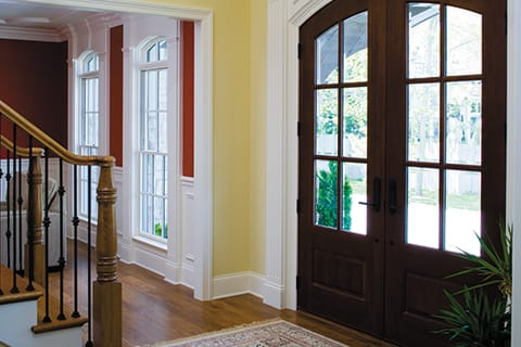 Cost of wood front doors