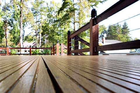 Home remodel ideas - Add or remodel a deck