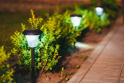 Home ideas - outdoor lighting