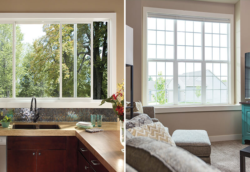 Top Window Styles A Side By Side Comparison Pella