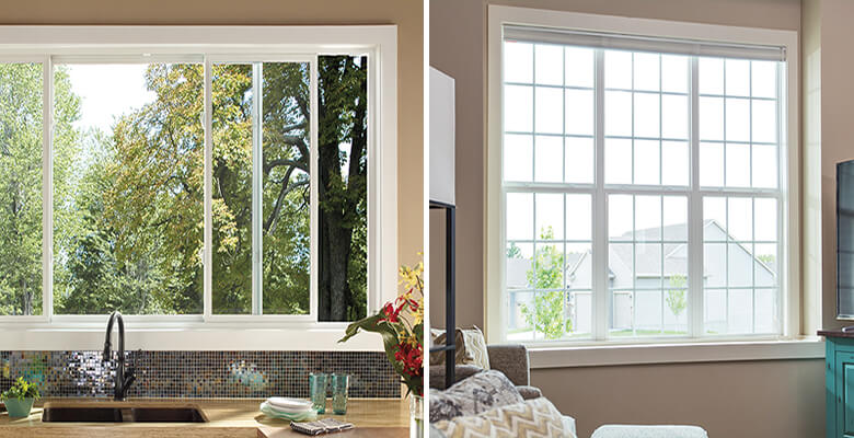 Horizontal sliding window replacement local pella branch for New window styles for homes