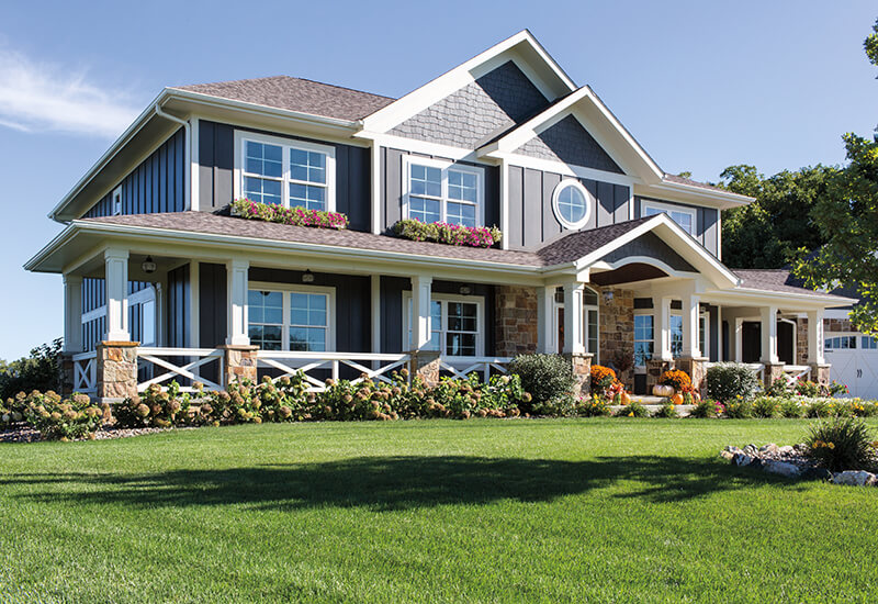 Windows and curb appeal