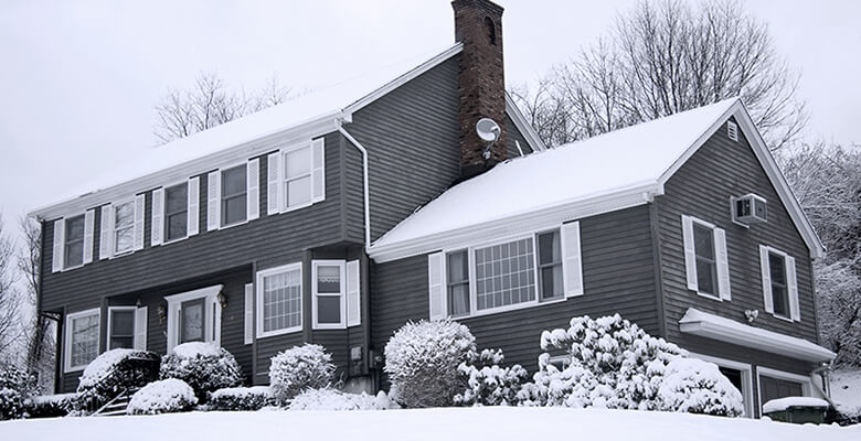 5 home improvement projects for winter months