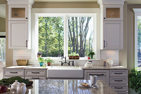 Genial Casement Windows In The Kitchen