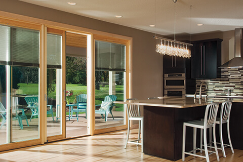 Designer Series Sliding Door