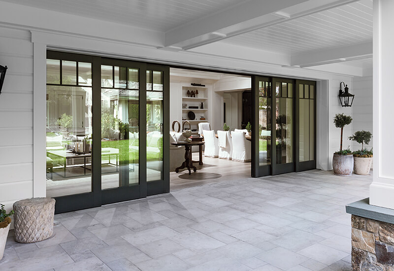Finding the right sliding door