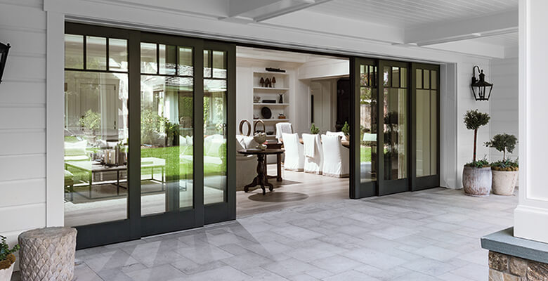Finding the right sliding door & Sliding Glass Patio Door Makeover - Prairie Village KS