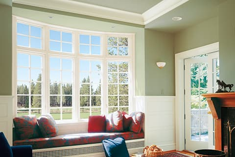 Window styles for natural light