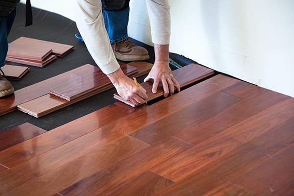 DIY projects - flooring