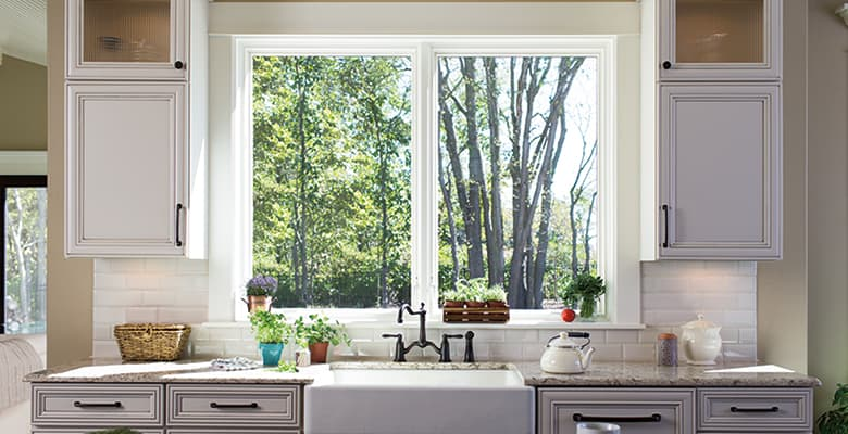 How to hang curtains to enhance your windows for Window shapes and sizes