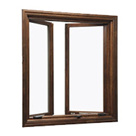 Double/French Casement window