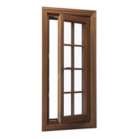 In-swing Casement Window