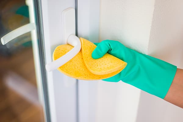 Entryway cleaning tips