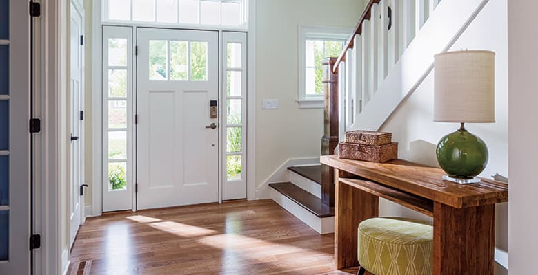 12 Tips for a Clean and Organized Entryway