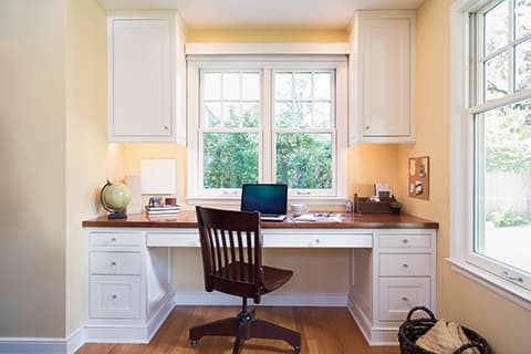 What do home buyers look for? Home office