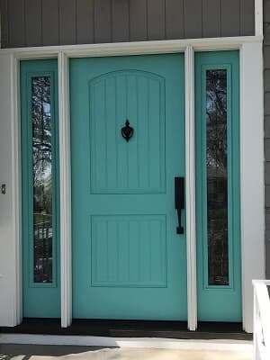 Find the best fiberglass door