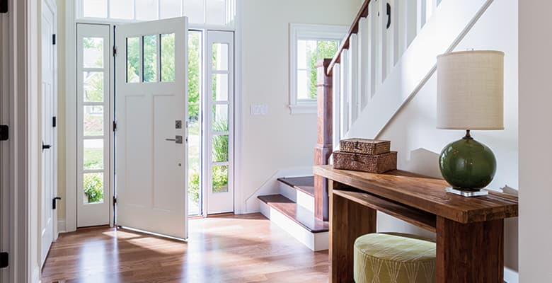 Why Fiberglass is the Material Fit for Your Front Door