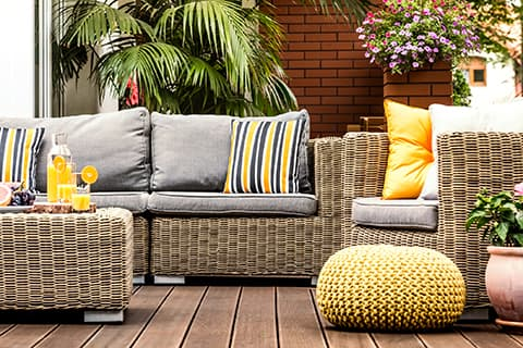 Patio ideas - Florida patio furniture