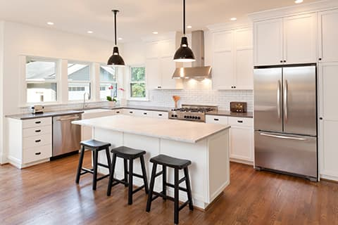 Tips for buying a house - kitchen flow