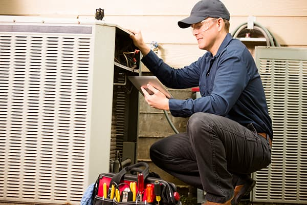 Service your HVAC before summer