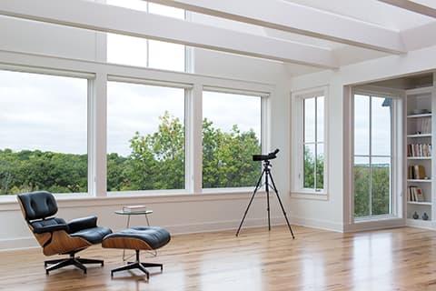 Linear Window Styles Mid Century Modern Architecture