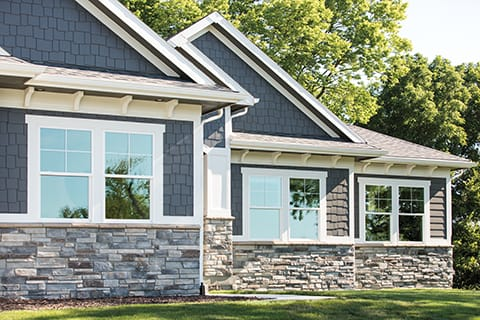 Replacement windows increase curb appeal