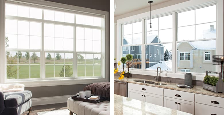 Choose Your Style: Single-Hung vs. Double-Hung Windows