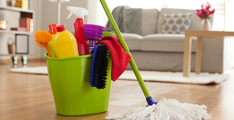 Spruce Up Your Home With This Spring Cleaning Checklist