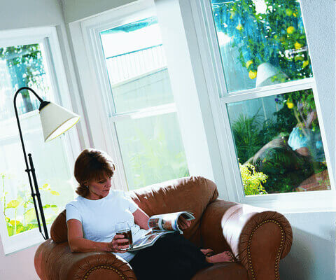 Window replacement advantages - Reduce Noise