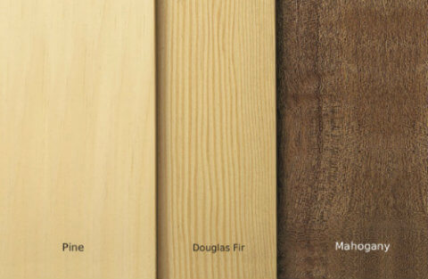 Pine Factory Prefinished Stain Colors