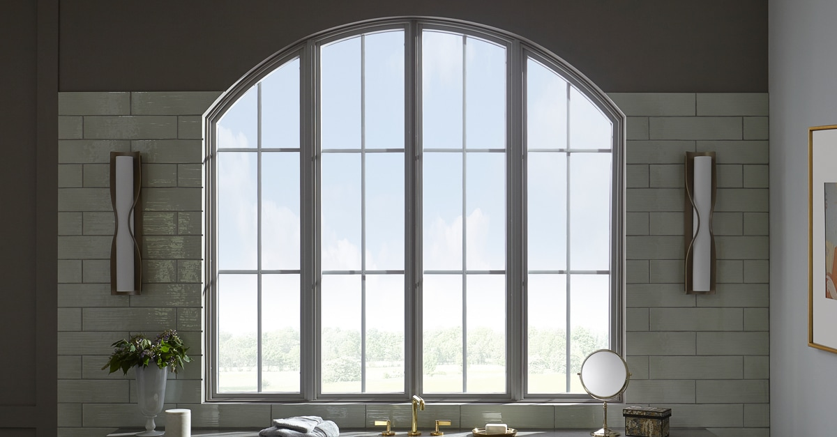 Round Out Your Home Design with Arched Windows